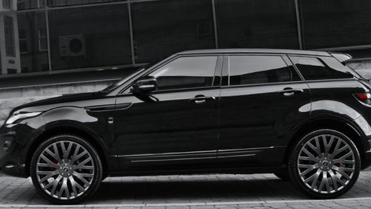 Range Rover Evoque by Kahn Design