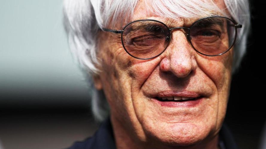Ecclestone plays down London GP hopes