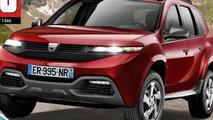 Dacia/Renault Duster successor coming in 2017 – report