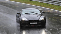 Aston Martin Vantage prototype spied again, likely a hardcore current-gen GT3 version