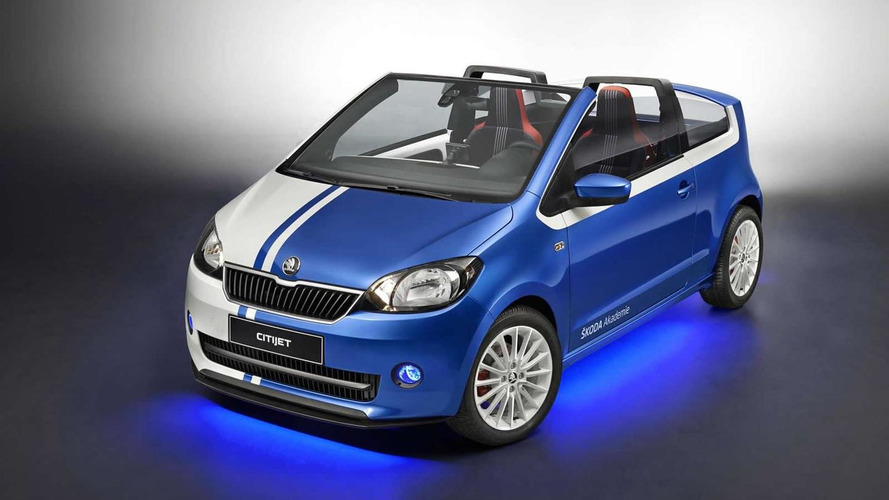 Skoda CitiJet concept revealed, debuts at Worthersee