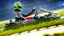 Schumacher's son makes single seater debut