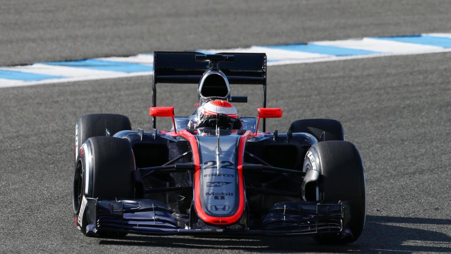 McLaren-Honda in 'terrible trouble' - Brundle