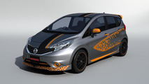 Nissan Note Personalization concept 20.12.2012