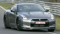 Nissan GT-R V-Spec spy photo