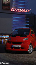 smart fortwo Edition Red