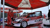 Citroen Reveals C2 R2 MAX Rally Car