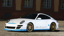 'Pretty Boy' (997) Porsche 911 Carrera 4S by Cars & Art - 24.11.2011
