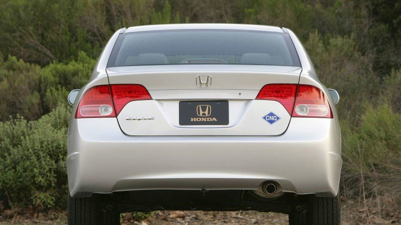 Honda Civic GX