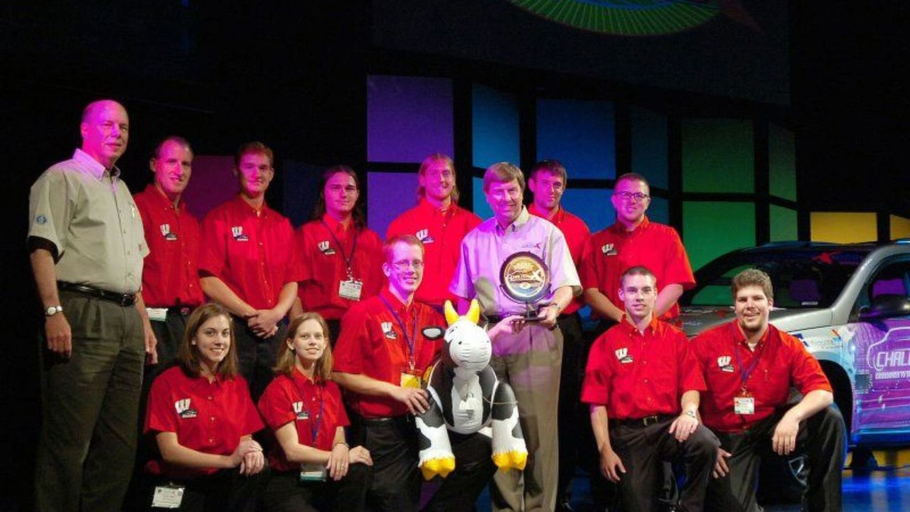 GM Challenge X 2006: Wisconsin University