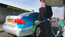 First UK BioEthanol Pump Opens as Saab Launches 9-5 BioPower