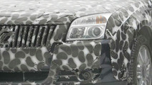 Mercury Montego Facelift spy photo