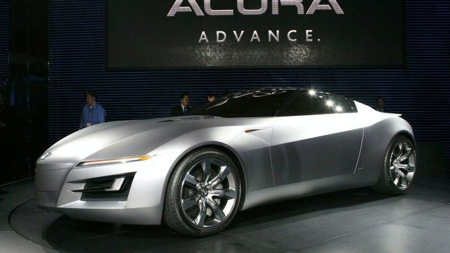 New Acura NSX Production Delayed