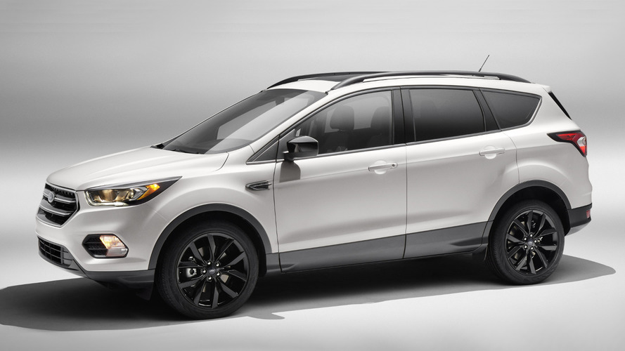 2017 Ford Escape gains a new Sport Appearance Package