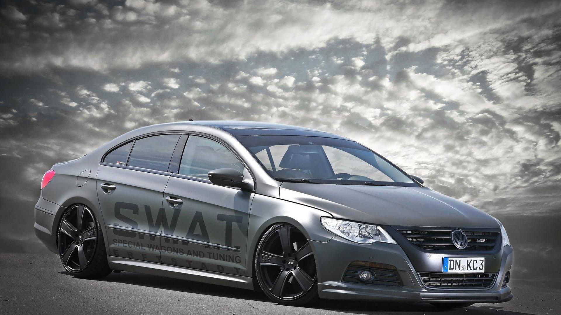 VW Passat CC tuned by KBR Motorsport