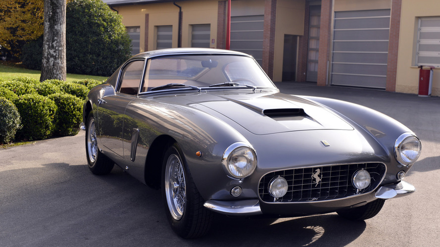 Ferrari shows off a fully restored 250 GT SWB [video]
