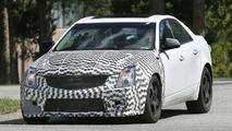 Cadillac CTS-V Latest Spy Photos