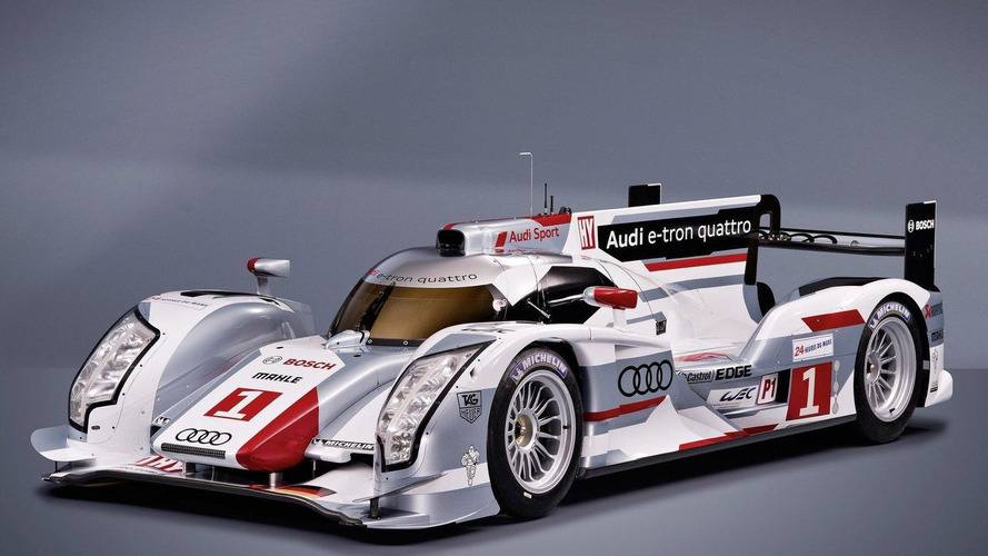 Audi diesel-electric supercar axed - report