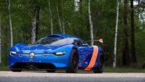 Renault Alpine concept could be unveiled next month at Le Mans