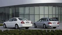 Mercedes E 300 BLUETEC and E 350 CGI