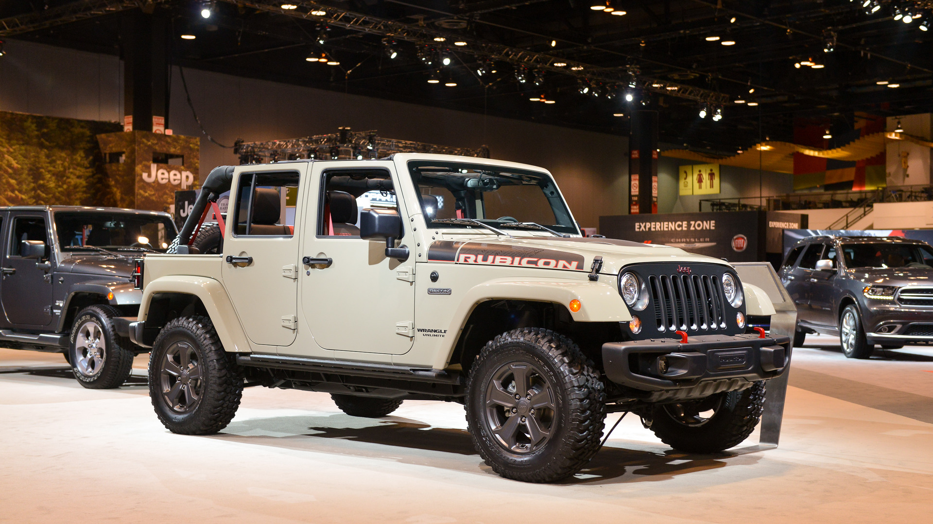 Jeep Wrangler Colors >> 6 details you might have missed on the Jeep Wrangler Rubicon Recon
