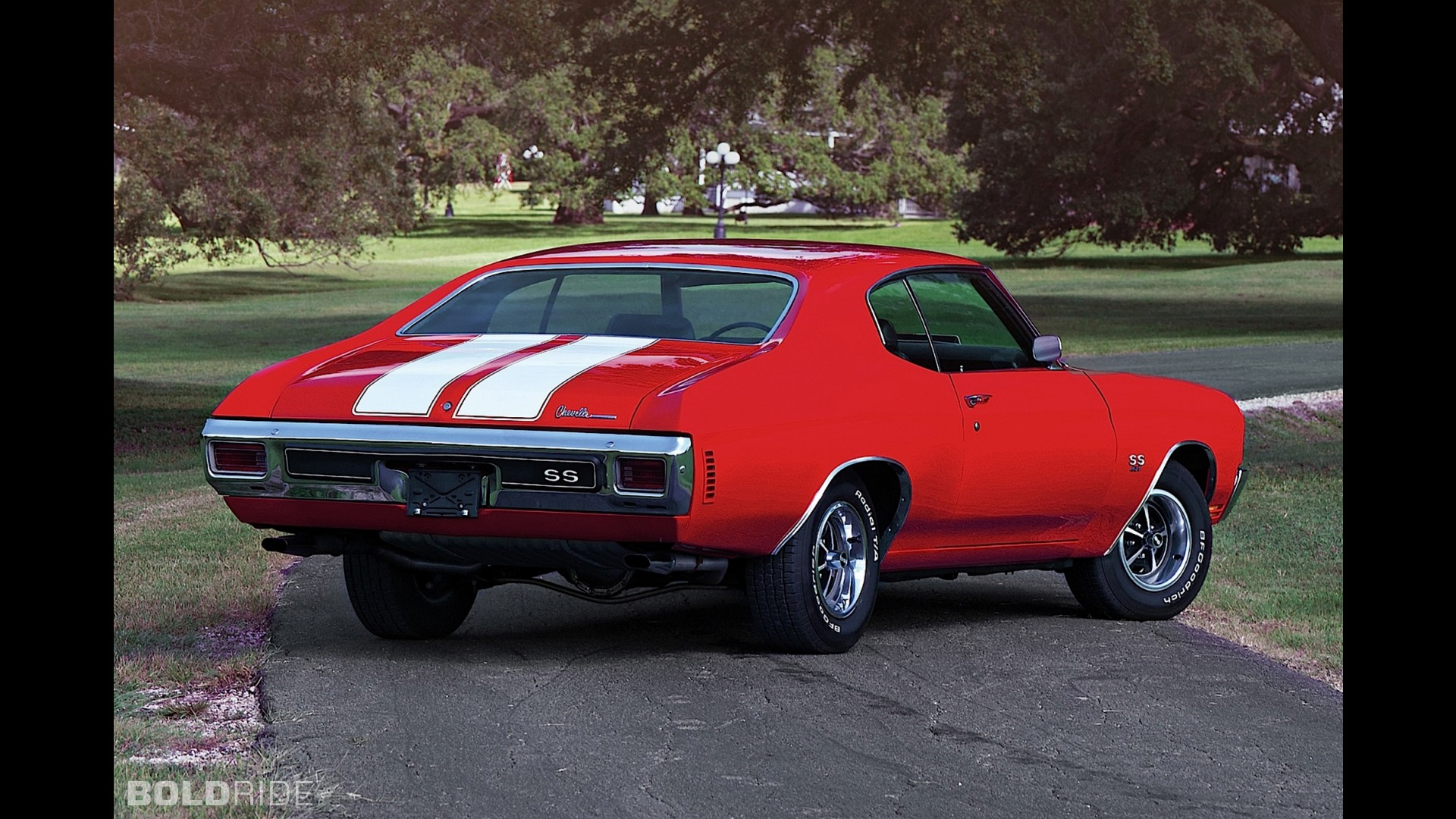 Chevrolet Chevelle SS 454 Coupe