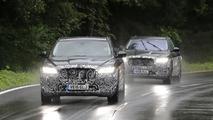 Jaguar E-Pace - Les probables photos des tests sur route