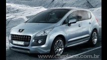 Peugeot Prologue Concept adianta como será o visual de SUV derivado do 308