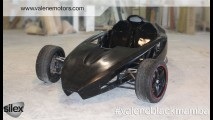 The Black Mamba is an 810-HP Electric Trike