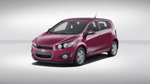 Chevrolet Sonic gains limited edition colors