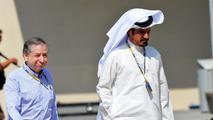 Todt back on pole to stay FIA president