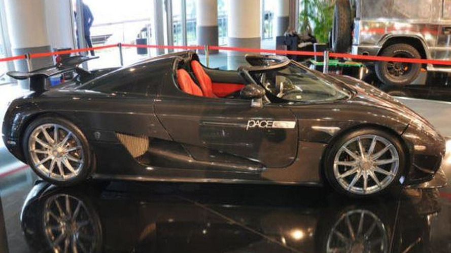 Koenigsegg CCX Edition up for grabs, priced at 899,000 EUR