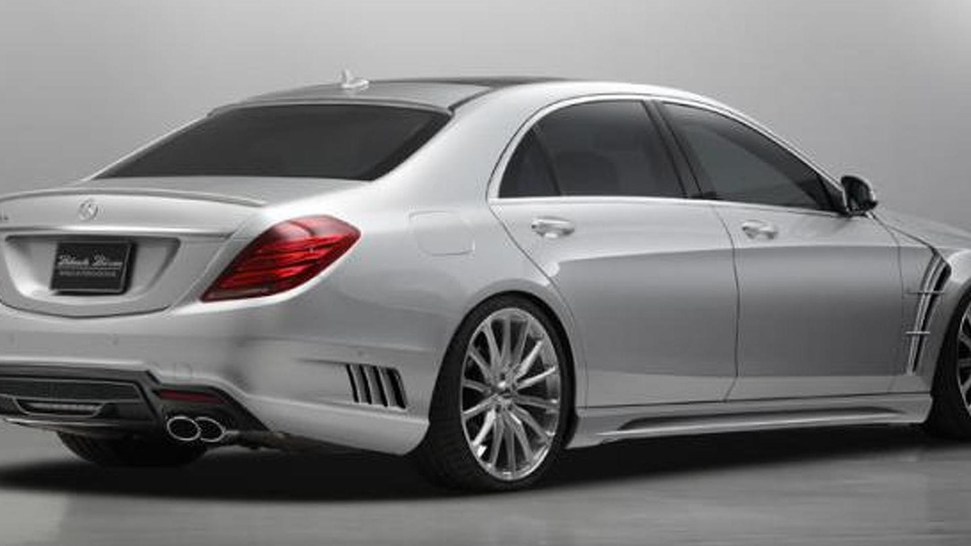 Wald international updates kit for 2014 mercedes benz s class for Mercedes benz us international