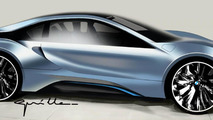 "BMW reportedly celebrating centenary with ""super fast"" i8 codenamed M100, priced at €250,000+"