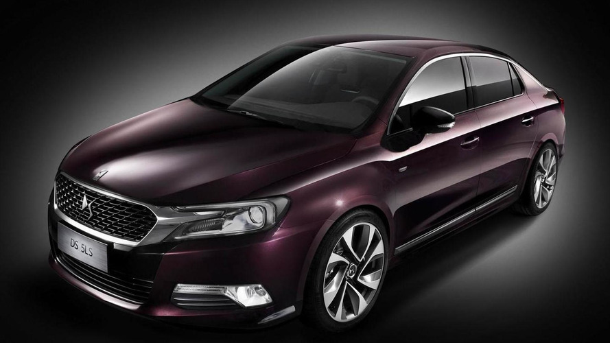 Citroen DS 5LS unveiled, goes on sale in March