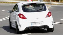 2014 Opel Corsa OPC facelift spy photo 13.09.2013