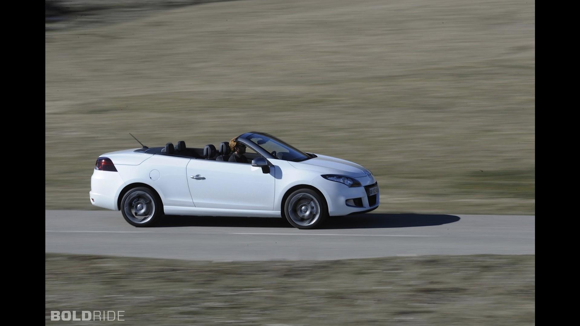 Renault Megane Coupe-Cabriolet GT Line