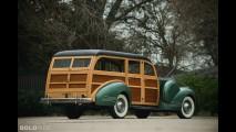 Packard One-Twenty Deluxe Station Wagon