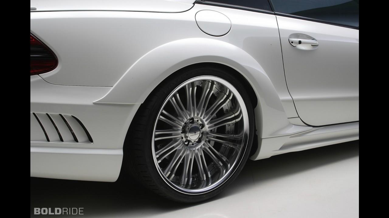 Wald Mercedes-Benz SL-Class Black Bison Edition