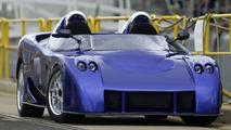 Australian Hyper Car E-Vade Takes to the Track