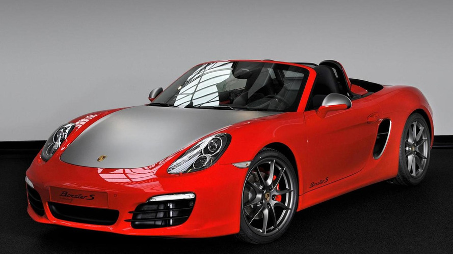 Porsche Boxster S Red 7 Edition announced for the Netherlands