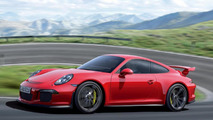 2013 Porsche 911 GT3 leaked official photo