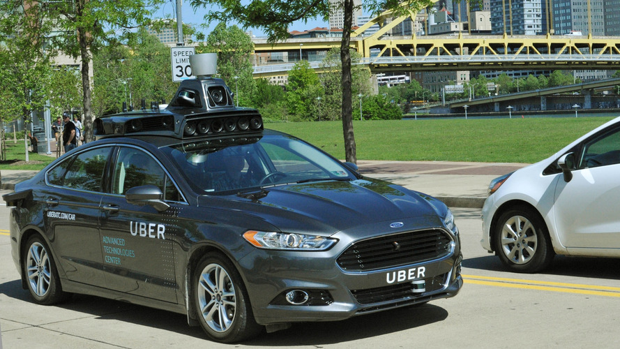 Uber's autonomous Fusion finding its way around Pittsburgh