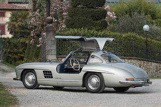 One Family Has Owned this Mercedes-Benz Gullwing Since 1955