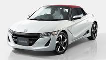 Honda reveals limited-run S660 CONCEPT EDITION