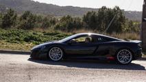 McLaren 675LT seen in Spain