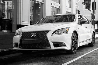 Lexus Marks Special Anniversary with Crafted Line for F Sport