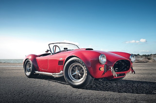 Wheels Wallpaper: 1966 Shelby Cobra 427