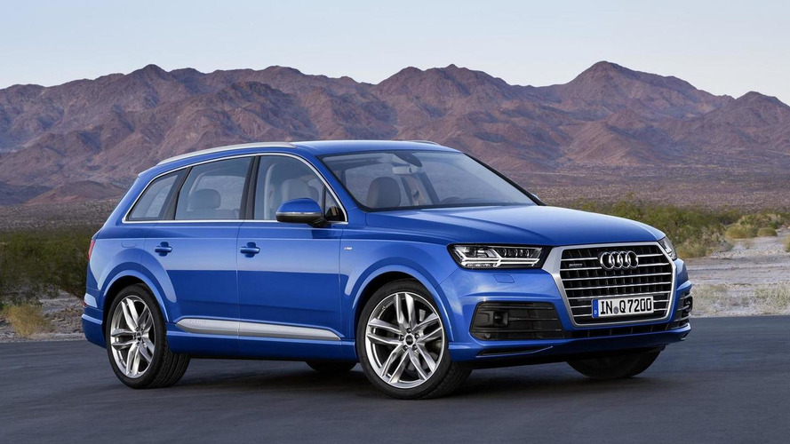Audi recalls 14.5K Q7s for airbags that may deploy with excessive force