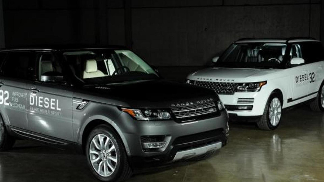 Range Rover HSE Td6 and Range Rover Sport HSE Td6